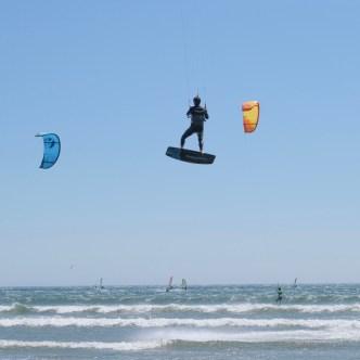 Boosting in high wind