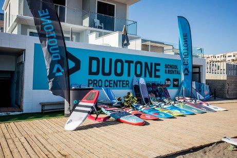 Duotone ProCentre, El Medano, Tenerife