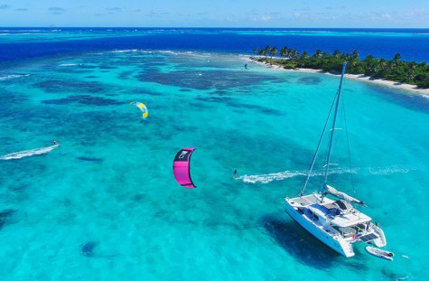 The Action Cruise - Grenadines
