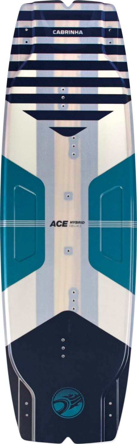 Ace twin tip Deck