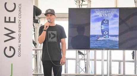 Lewis Crathern - Kitesurfing Armada 2021