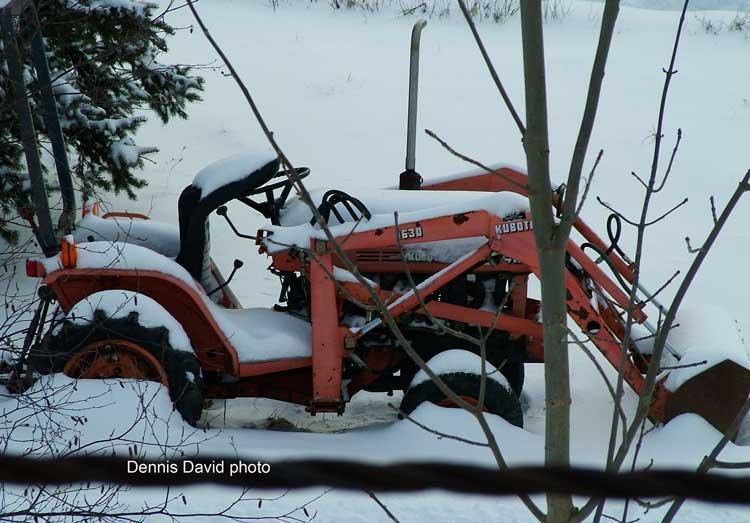 Kit Fosters CarPort Blog Archive Snow Man