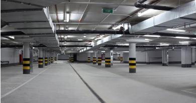 Поліпшення якості прийому мобільного на паркінгу