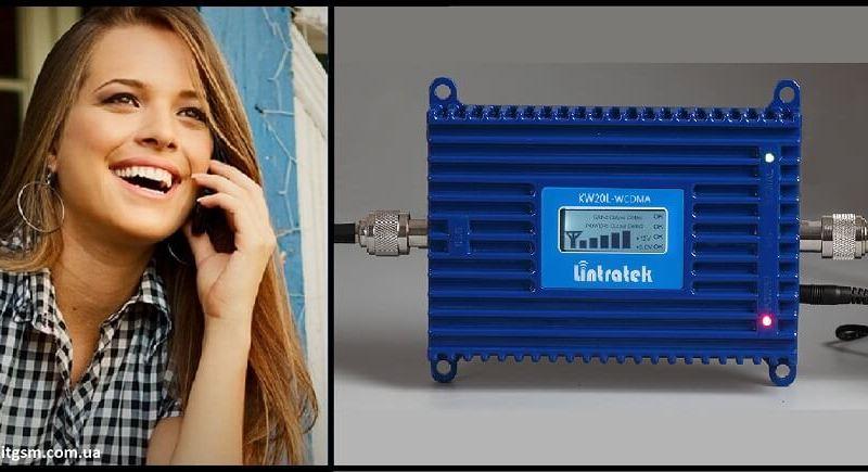 GSM репітер (застосування)