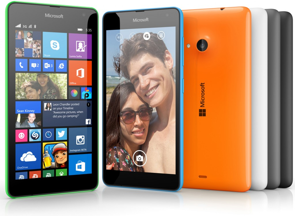 microsoft lumia nokia windows phone 81 lumia 535 1 1024x749 Microsoft Windows 10 to be as popular as Windows 7 – analyst