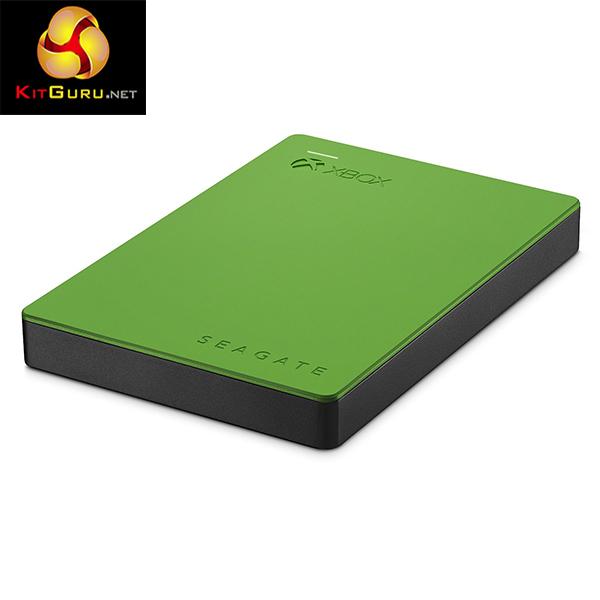 Seagate Xbox One 2TB Game Drive Review KitGuru