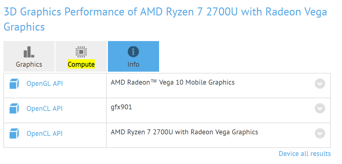 AMD Ryzen 7 2700U with Radeon 10 Vega AMDs upcoming Raven Ridge APUs explained   The naming convention used for the Mobile Graphics is pretty confusing