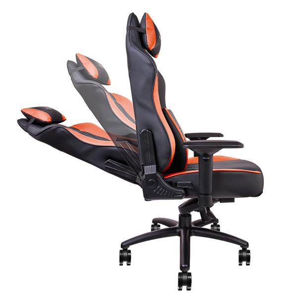Thermaltake X Comfort Air 2 Thermaltake X Comfort Air gaming chair   A gamer really knows where exactly a cooler is needed other than the PC!