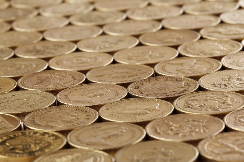 How Much Do You Know About the UK's Growing 'Challenger Banks'?- Pound Coins