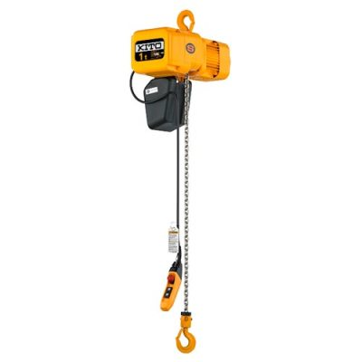 er2 electric chain hoist