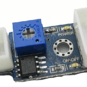 LM393 Comparator Modulo Comparing Modulo MCU Scheda di Sviluppo Learning Board