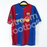 2006-07 Barcelona Home Shirt #19 MESSI Champions League (Good) L22
