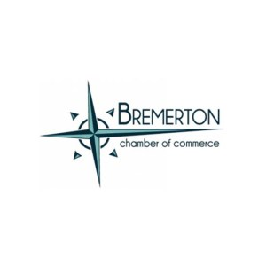 Bremerton Chamber of Commerce logo