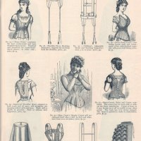 Corsets Bound To Stay Suffrage