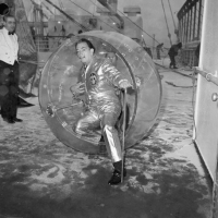 Salvador Dali: The Boy In The Bubble