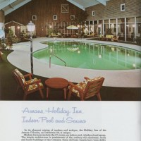 Amana Holiday Inn Indoor Pool & Sauna, 1969