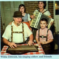 Willie Dittrich & His Singing Zither