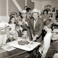 Vintage Celebrity Cowboy Birthday