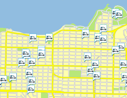 how to get free car2go minutes