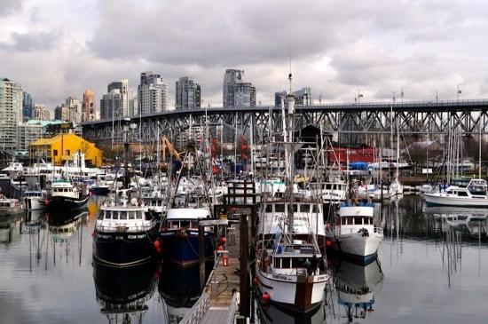 Rainy-Vancouver