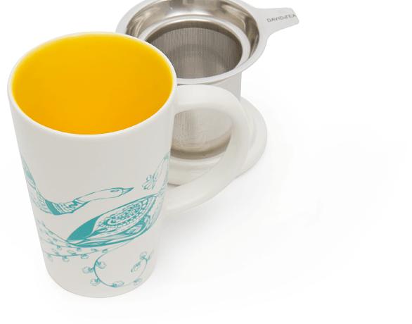 Mug from DAVIDsTEA