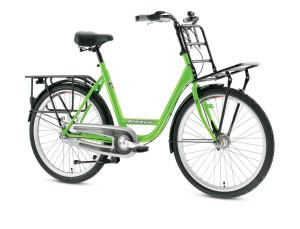 Porteur style cargo bike