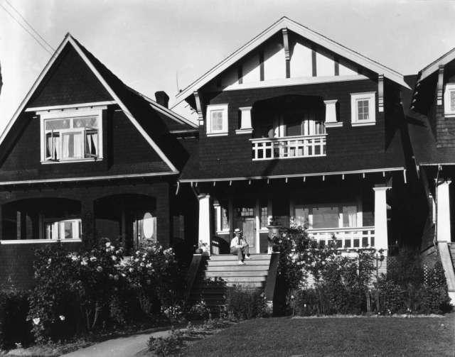 Image: Vancouver Archives, 1920, Kits craftsman houses, AM1535-: CVA 99-1347.