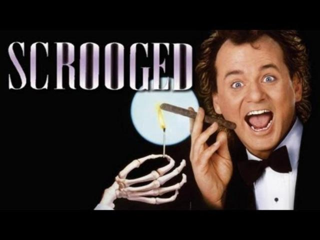 Scrooged movie available at Limelight Video