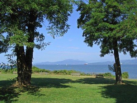 Volunteer Park in Kitsilano. Image credit: Vancouver.ca