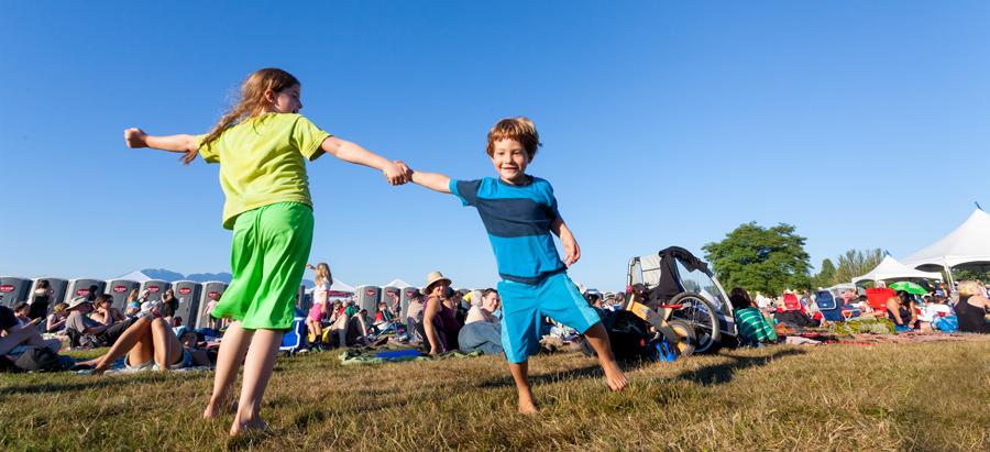 Image: Vancouver Folk Music Festival