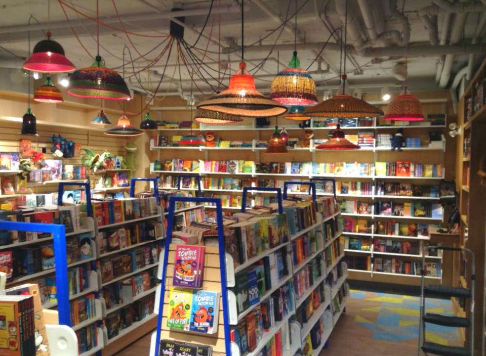 kidsbooks kitsilano