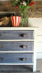 Denim Dresser Tutorial