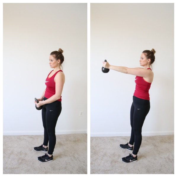 Two-Arm Extension Hold