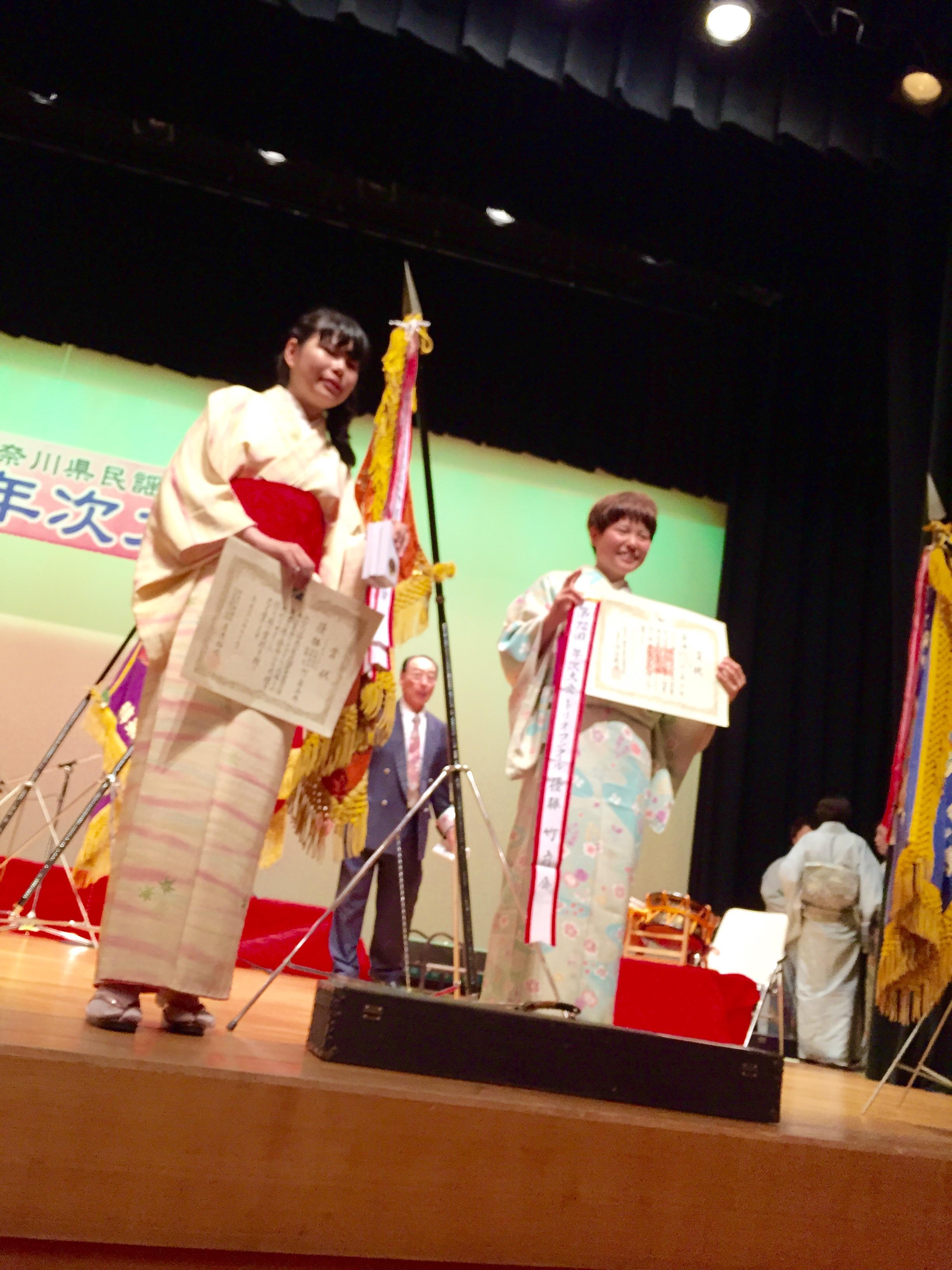 2014/10 神奈川連合会 トリオ優勝