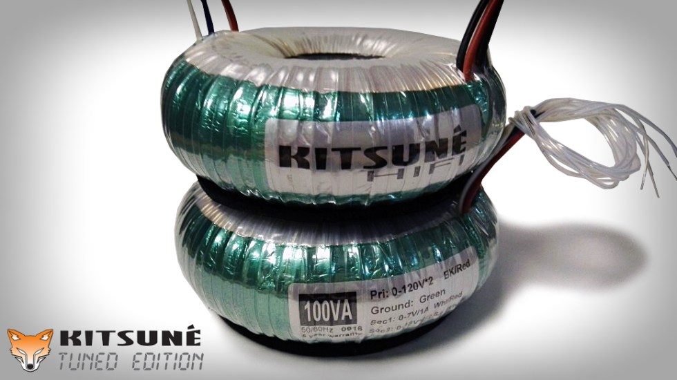 Green Label Silver Transformer