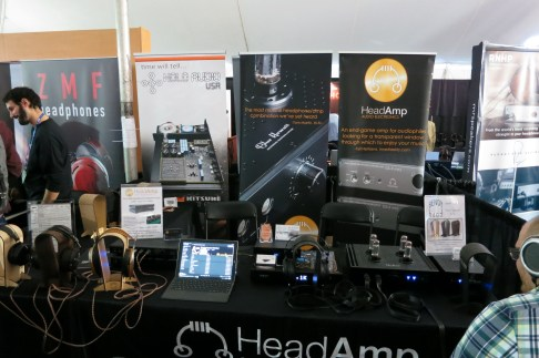 Headamp, KitsuneHifi and HoloAudio USA - Our pairing of the Spring dac and BlueHawaii was stellar!