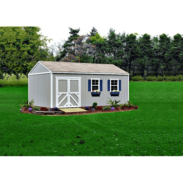 Portable Tool Shed