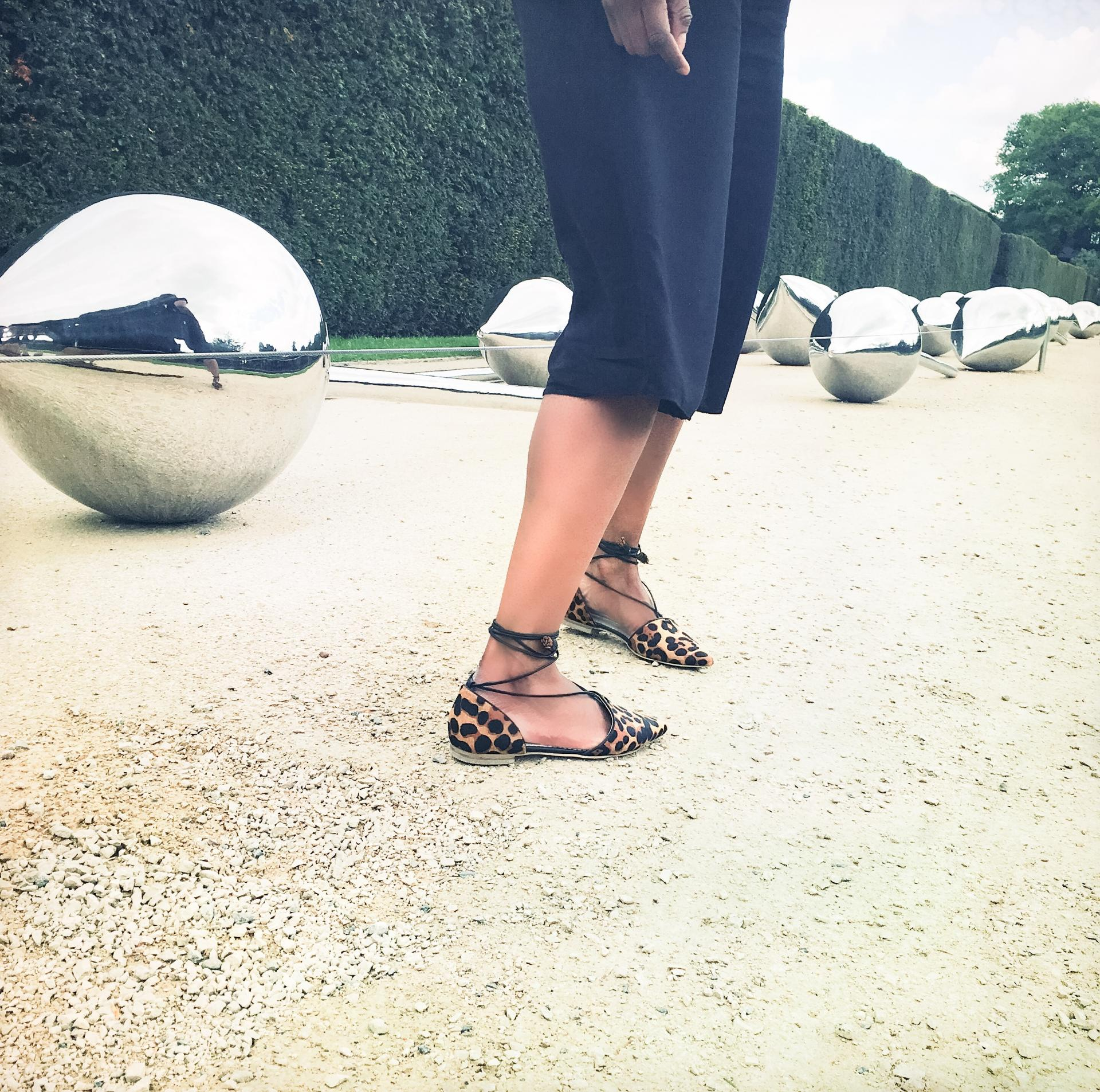 Statement Shoe. Boden Florence Flats Kitty and B