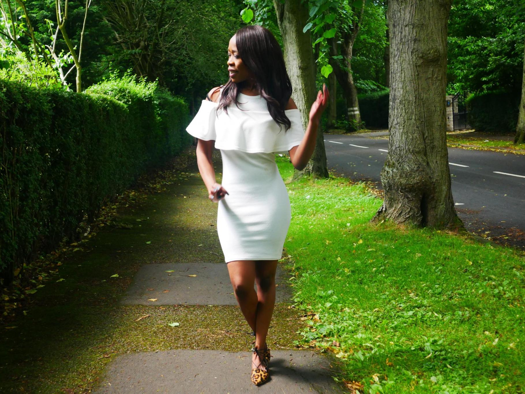 Little White Dress| A £12 Summer Steal
