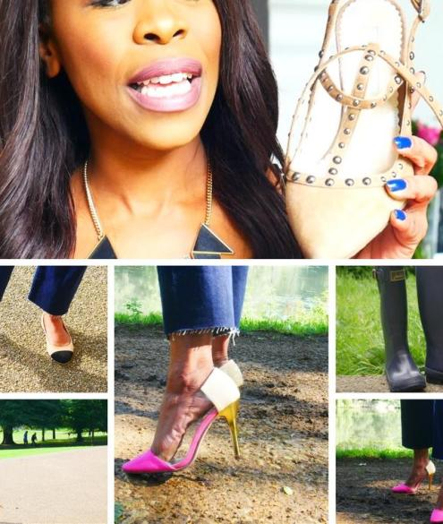 Designer Shoes Dupes Image Kitty and B