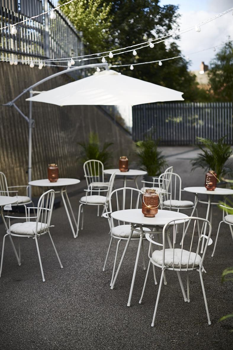 La Redoute Summer Party -Outside Space