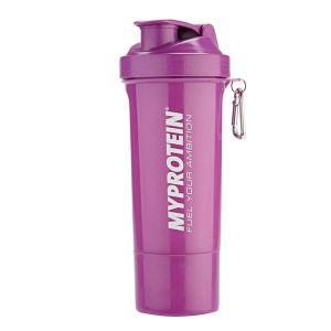 Purple Protein Shaker
