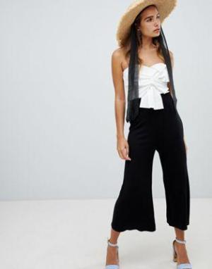 Black and White Jumpsuit