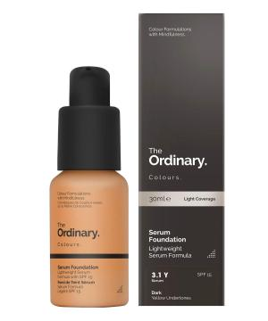 The Ordinary Coverage Foundation 3.1Y