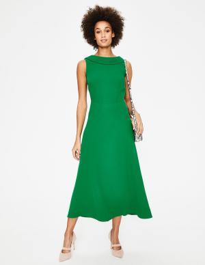Midi A Line Dress