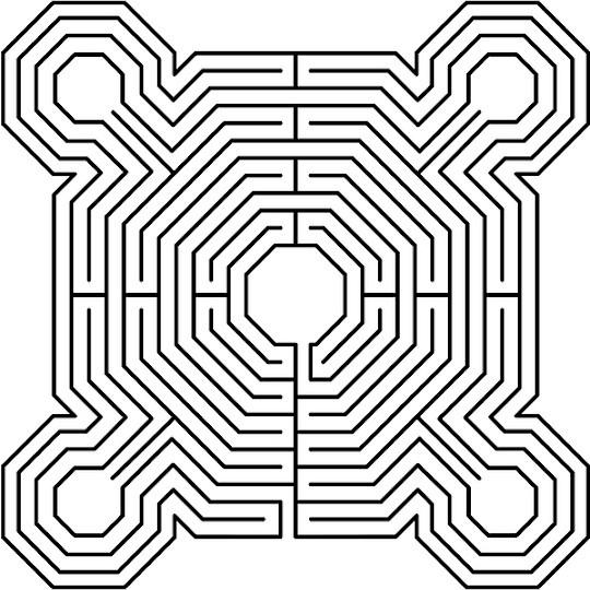 photo relating to Printable Mazes for Adults called Printable Maze Online games - Upon Log Wall