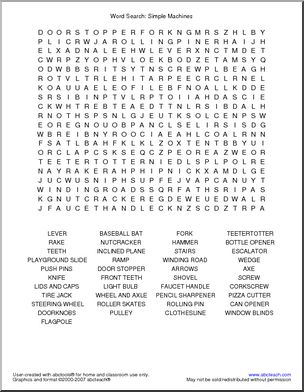 21 Knowledgeable Science Word Search Kitty Baby Love