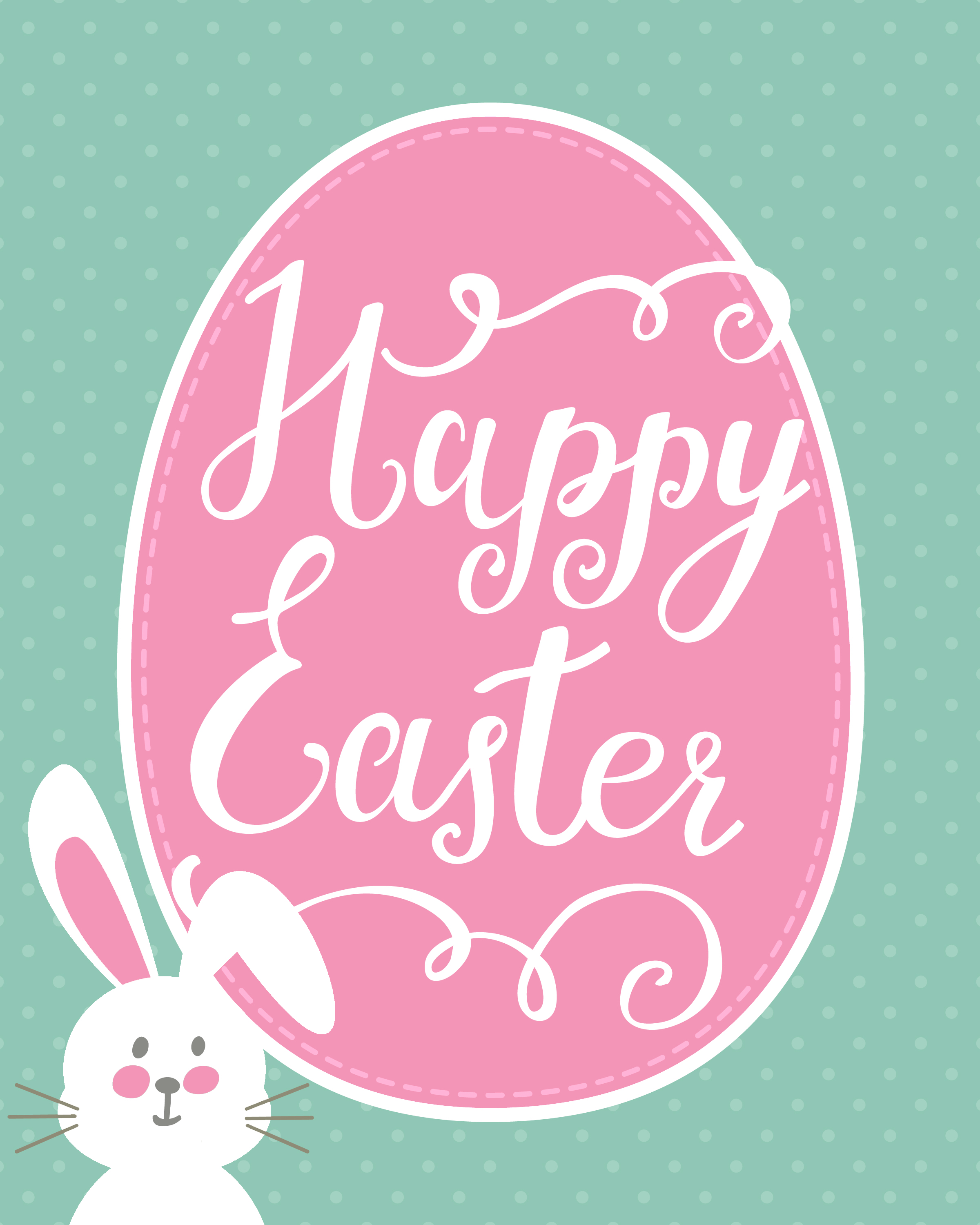 15 Printable Easter T Tags