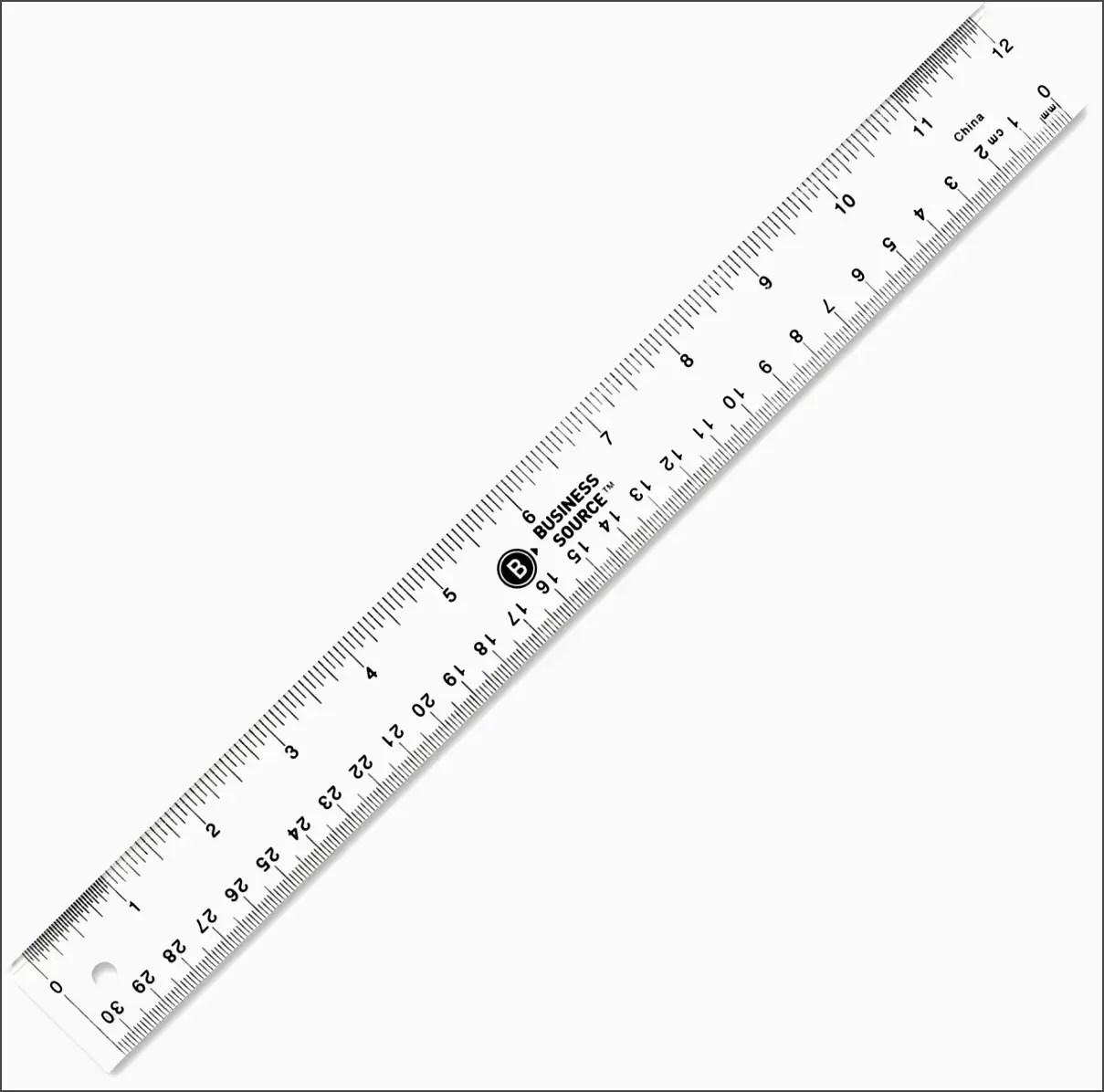 69 Free Printable Rulers