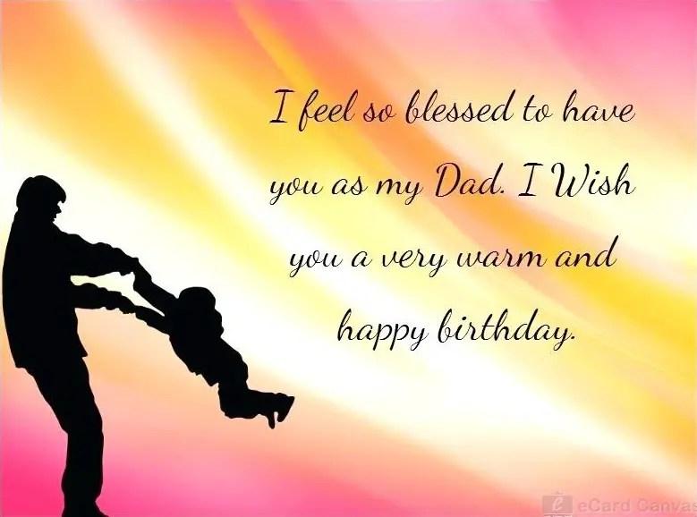 Valentine Card Design Happy Birthday Dad Card From Daughter